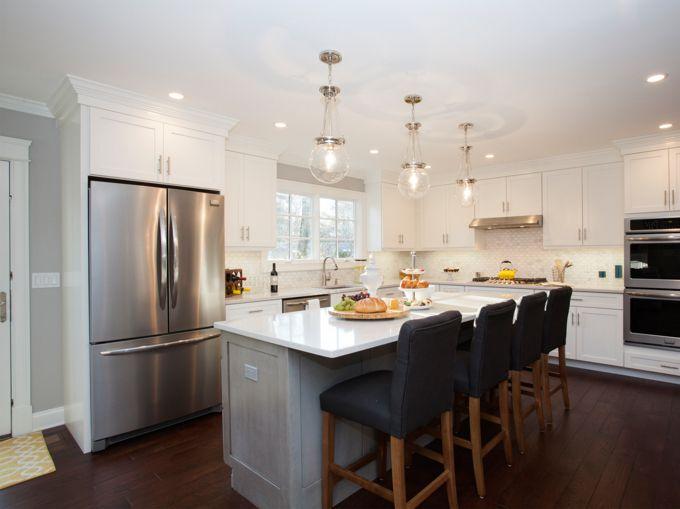 Wandtisch küche  Die besten 25+ Property Brothers Küche Ideen auf Pinterest ...