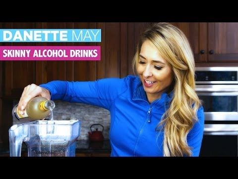 How To Make A Healthier Alcoholic Drink  | Danette May - YouTube