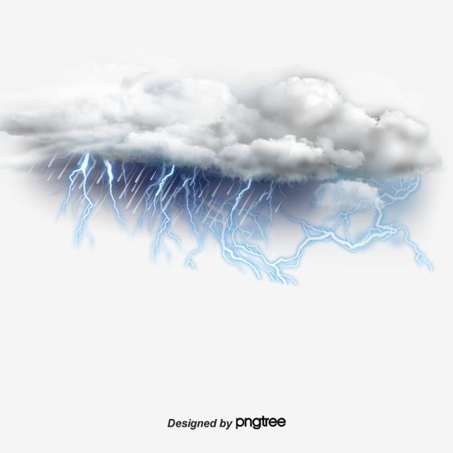 Thunder And Lightning Heavily Clouded Thunderstorm Heavy Png Transparent Clipart Image And Psd File For Free Download Thunder And Lightning Clouds Cloud Tattoo