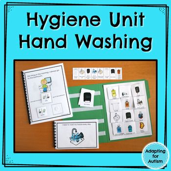 Personal Hygiene - Hand Washing Activities (Special Education)