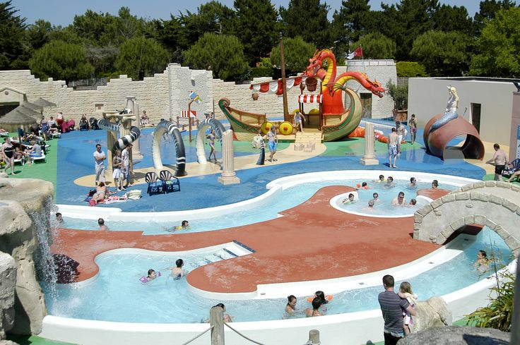 Kids will love the fab pool complex at Camping le Clarys Plage http://www.canvasholidays.co.uk/france/vendee/ve13x/camping-le-clarys-plage