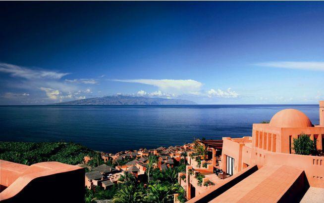 """Sonne und Meer: Blick vom """"The Ritz Carlton, Abama"""" auf Teneriffa"""