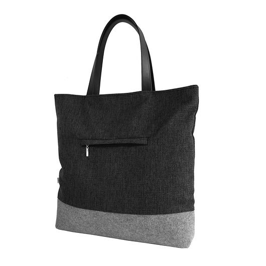 SHOPPER BAG 02 pojemna torba na ramię