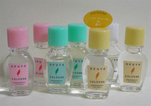 【コスメ】ヌーヴ 懐かしい!中学の時買ってた。 ほのかなかおりがなつかしー 香水みたいなコロン