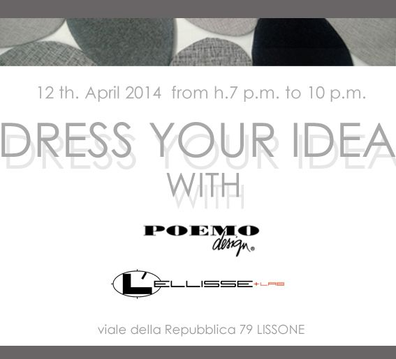 POEMO DESIGN AND L'ELLISSE