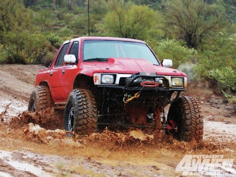 1990 Toyota 4Runner (sorta what I'd like mine to look like someday)