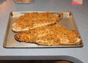 This garlic cream sauce recipe is a great way to add something special to your grilled redfish.
