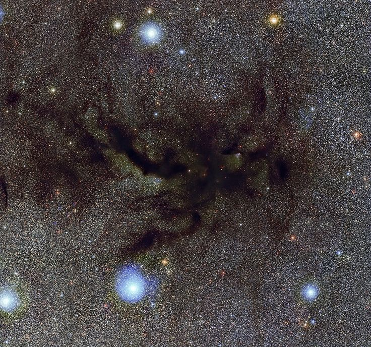 The Pipe Nebula, a dark nebula in the Ophiuchus constellation - Culture's Ways http://culturesways.com/Astronomy/the-pipe-nebula/