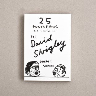 25 Postcards for Writing On