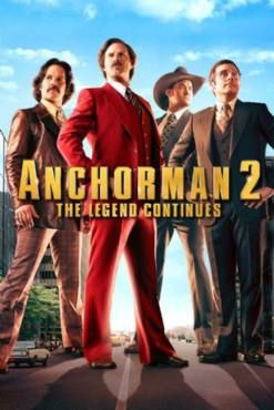 Anchorman: The Legend Continues(2013) Movies