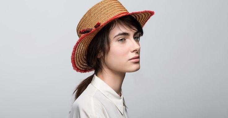 Плоское Дно Соломенной Шляпы! #Диор #соломеннаяшляпа #сомбреро #шляпа #канотье