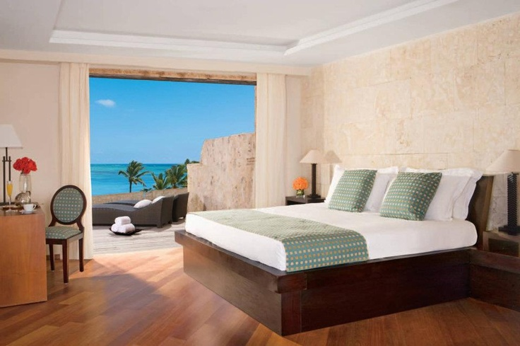 Honeymoon Suite With Private Pool At Sanctuary Cap Cana