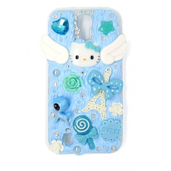 Coque decoden Samsung Galaxy s4 Kitty Wings