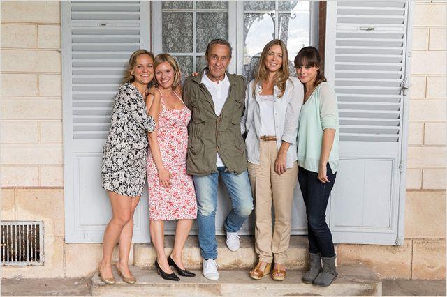 Photo Bruno Le Millin, Camille Raymond, Hélène Rolles, Magalie Madison, Marion Huguenin