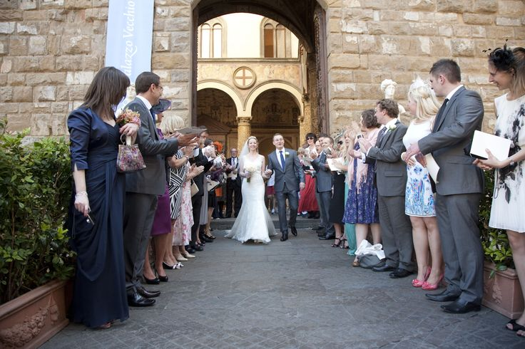 Wedding in Palazzo Vecchio Florence