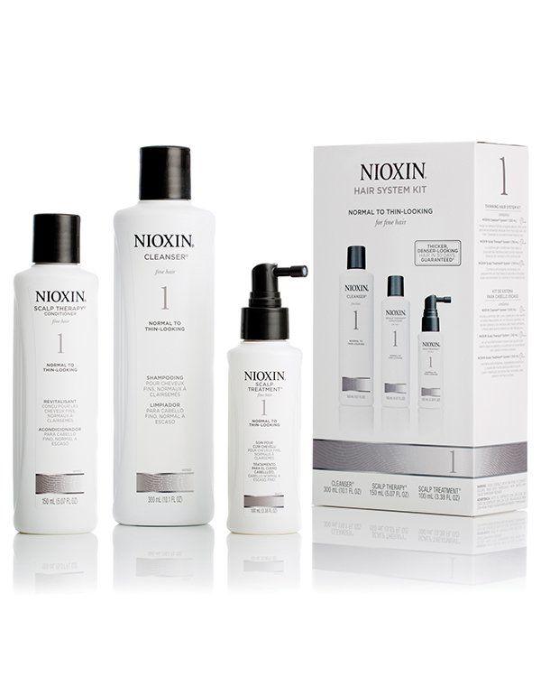 Набор система 1 Nioxin купить от 1919 руб в Созвездии красоты