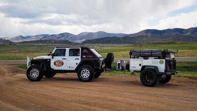 Warrior Jeep Team takes on the Trans-America Trail | TheGentlemanRacer.com