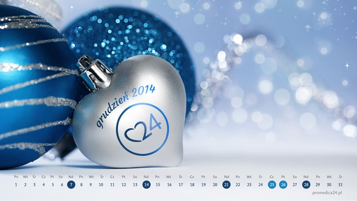 Promedica24 - e-kalendarz - Grudzień 2014 - 1920x1080