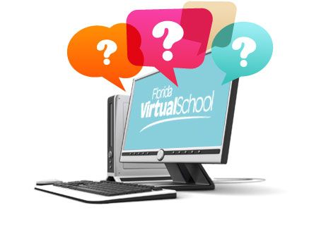 The full story about recent requirements by the Florida Virtual School for additional login information by home educated students.  www.highschoolpuzzle.com