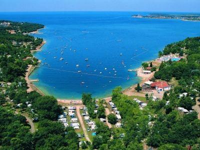 Camping Kroatien, Istrien- Campingplads Camping Lanterna - mobilhomes og telte - billede 1