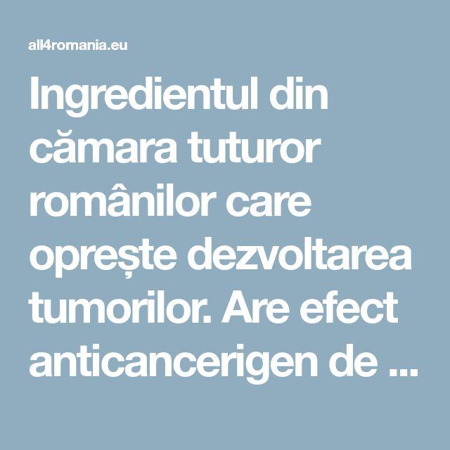 Ingredientul din cămara tuturor românilor care oprește dezvoltarea tumorilor. Are efect anticancerigen de 10 ori mai puternic decât brocoli