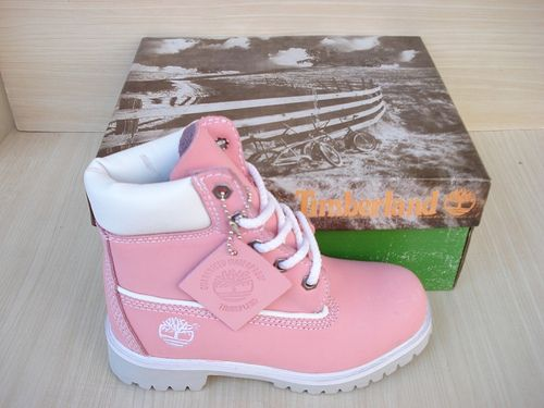 kids pink timberland boots 6 inch on sale