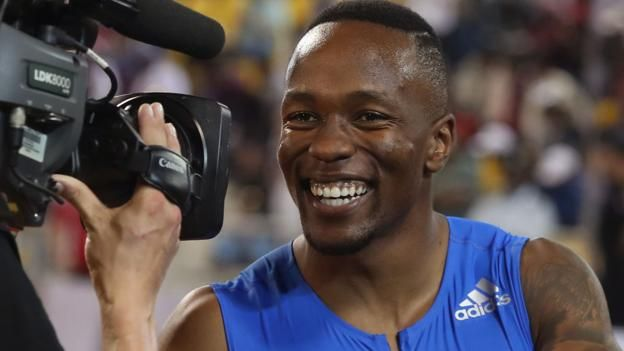 Diamond League: Justin Gatlin & Andre de Grasse beaten in Doha 100m