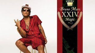 24K Magic Album by Bruno Mars