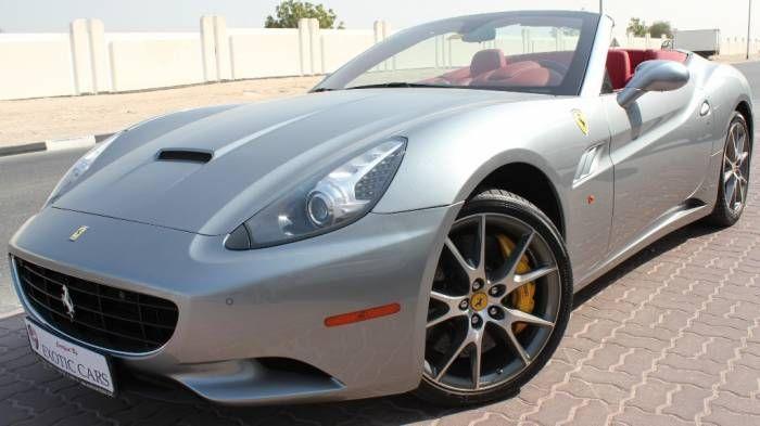 Ferrari California listed in free classifieds at Klick ...