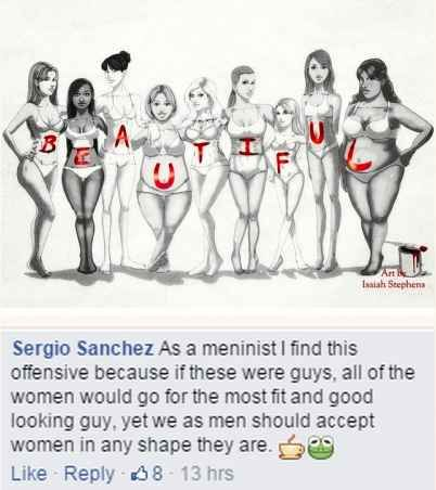 """Men Are Calling Themselves """"Meninists"""" To Take A Stand Against Feminism - BuzzFeed News. Para saber mucho más sobre sostenibilidad social visita www.solerplanet.com"""