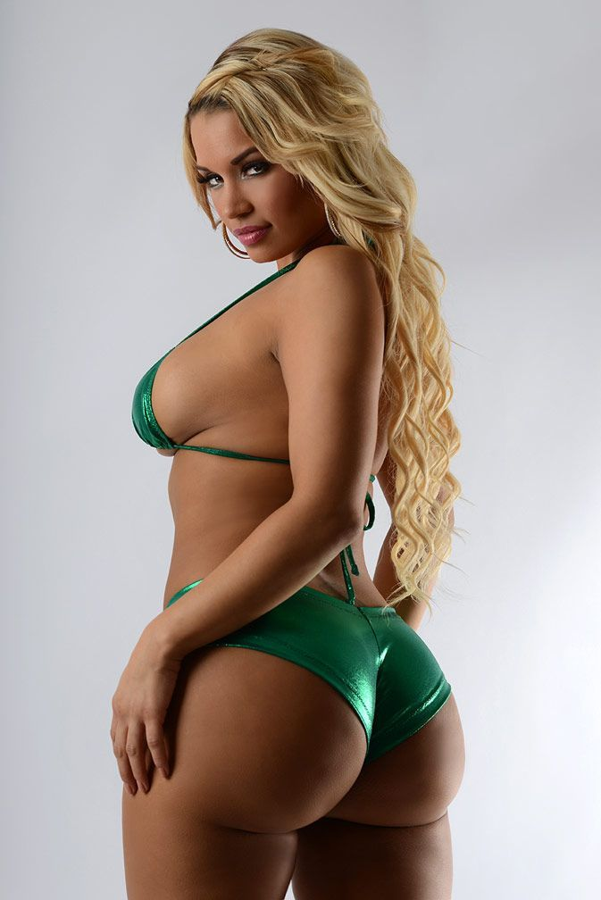 Big boob christina