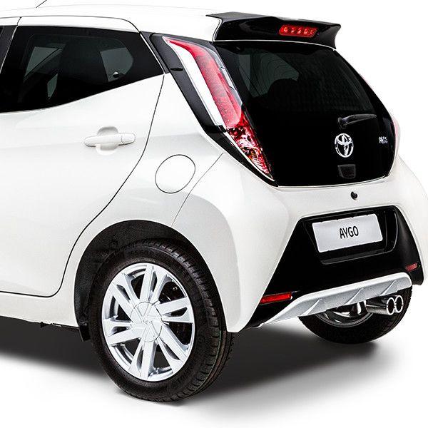 2016 Toyota AYGO X-sport