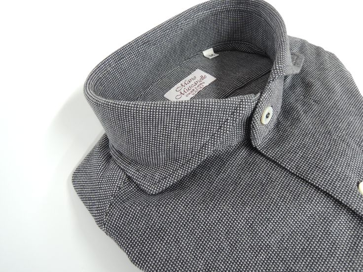 Knit Jersey Shirt by Mario Muscariello preview Fall Winter 2013/14 www.mariomuscariello.com