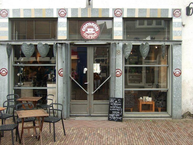 Coffee Corazon // Het meest verrassende café van Amersfoort - Moderne Hippies