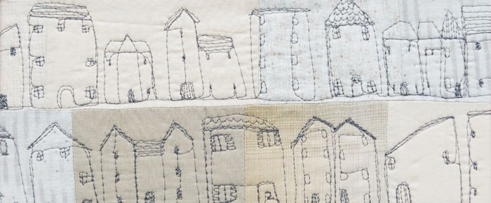 freehand machine embroidery ideas