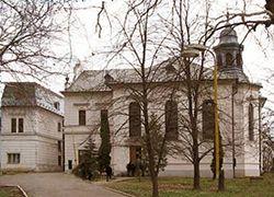 Perbenyik Mailáth-kstély  Magyarországi kastélyok listája