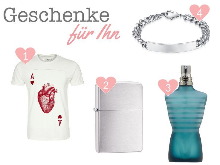 Valentinstag Geschenk für den Freund
