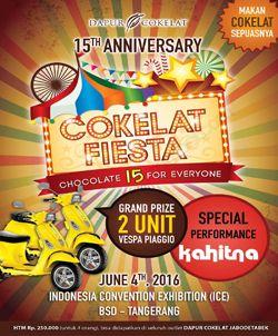 Cokelat Fiesta http://www.perutgendut.com/read/cokelat-fiesta/1706 #Event #Kuliner #Food #Indonesia