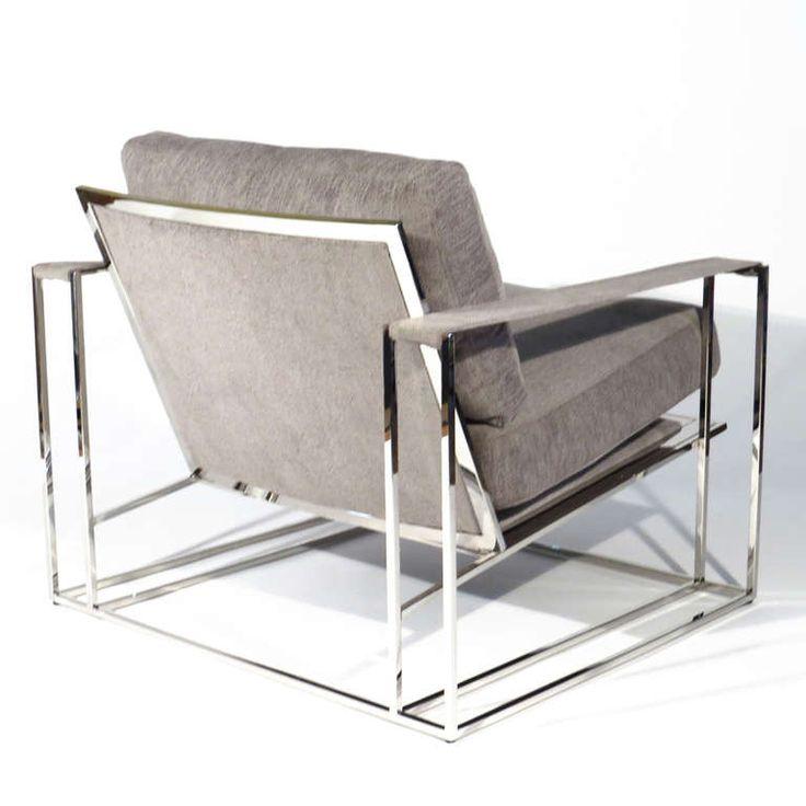 Superior Milo Baughman Chair