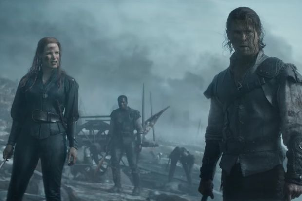 'The Huntsman: Winter's War' Trailer: Chris Hemsworth and Jessica Chastain Are Total Badasses