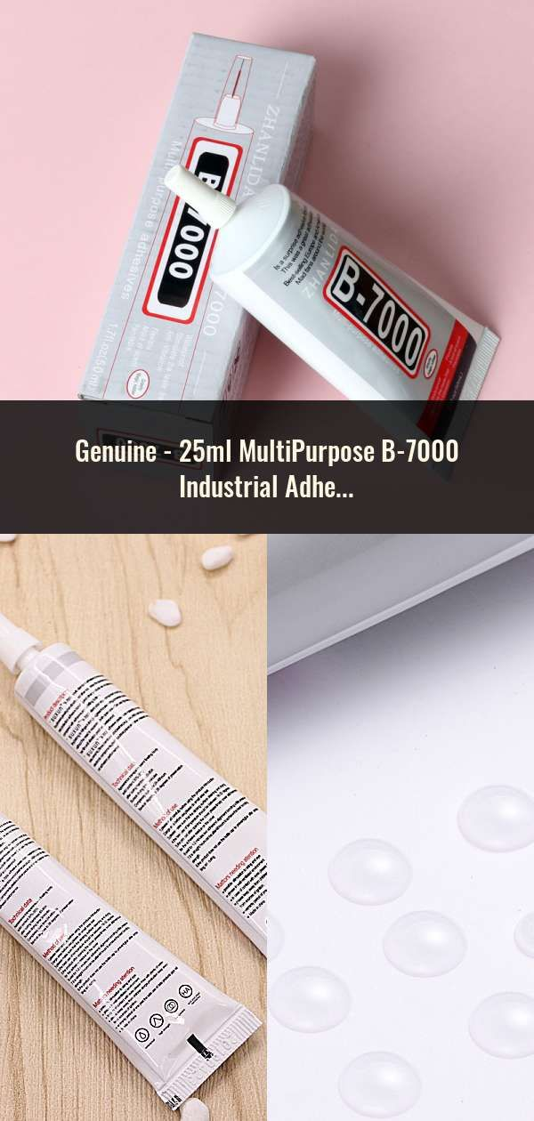 25ml MultiPurpose B-7000 Industrial Adhesive Jewerly Craft
