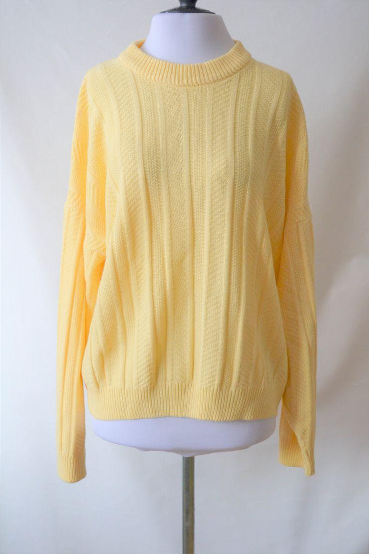25  beste ideeën over Yellow sweater mens op Pinterest