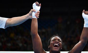 Claressa Shields Wants To Be Known As A Great Boxer, Not A Great Female Boxer