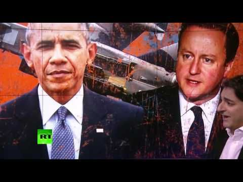 Everything the West has done was to create ISIS. John Pilger.