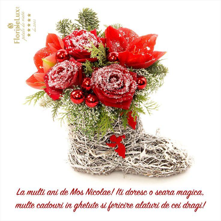 felicitare de Mos Nicolae, felicitari virtuale Mos Nicolae  https://www.floridelux.ro/flori-pentru-ocazii/flori-cadouri-sarbatori/flori-cadouri-sf-nicolae-6-decembrie/