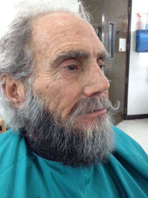 handlaid false beard | purim | Pinterest | Search and Beards Old Man Fake Beard