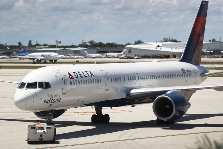 """Delta Airlines has issued an apology after one passenger caused a disruption during a flight from Atlanta, Georgia, to Allentown, Pennsylvania, last Tuesday.  The individual who posted the video claimed """"an individual with a 'plaid shirt and a camo cap' said something racist (about being 'glad to have"""
