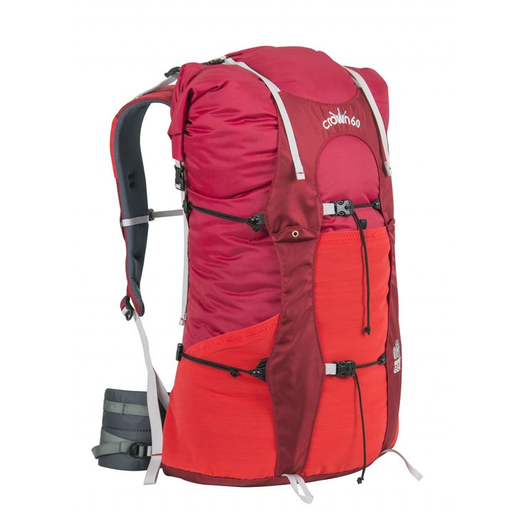 Women's Backpacks - Crown V.C. 60 Ki - $200 (NOTE: Great pack for women.  They have a nice, thick hip belt and they make female-specific versions of their packs.)