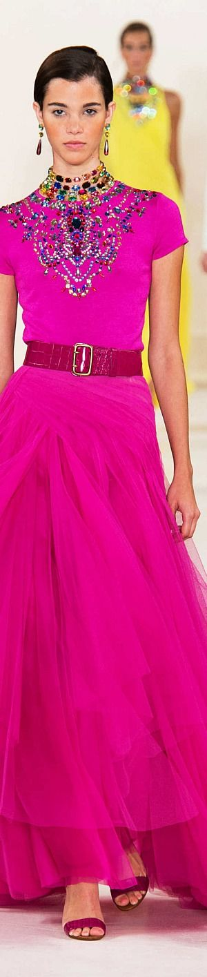Ralph Lauren Collection Spring 2015 Ready to wear