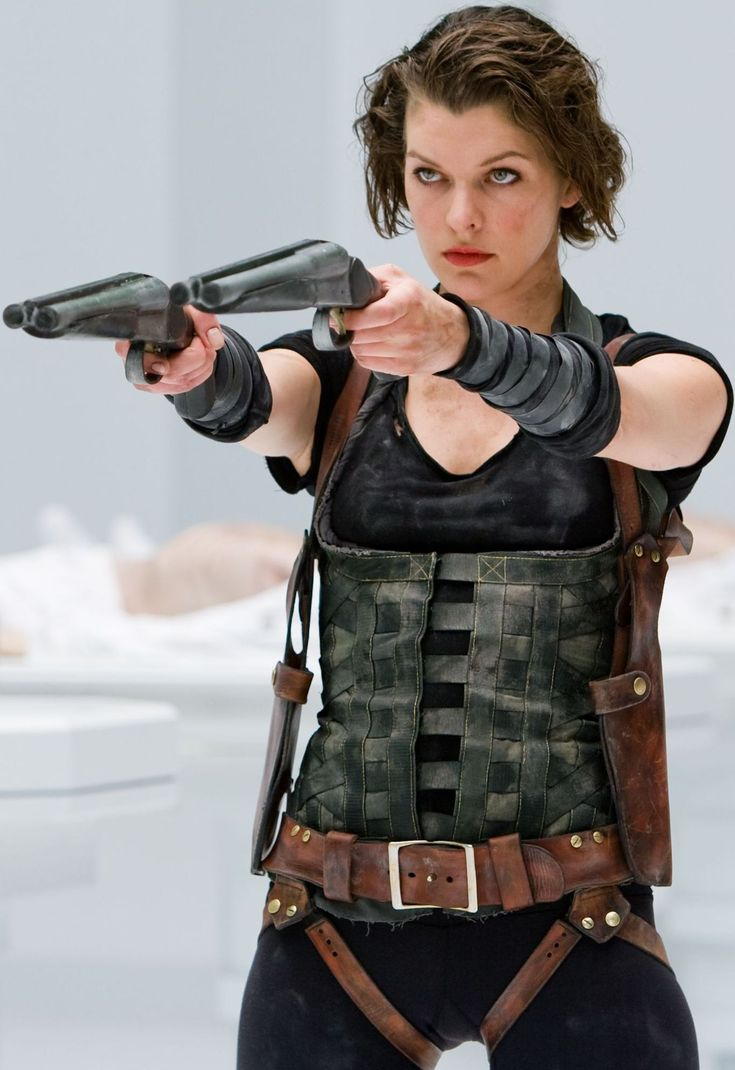 "Alice ""Milla Jovovich"" Resident Evil: Afterlife (2010)"